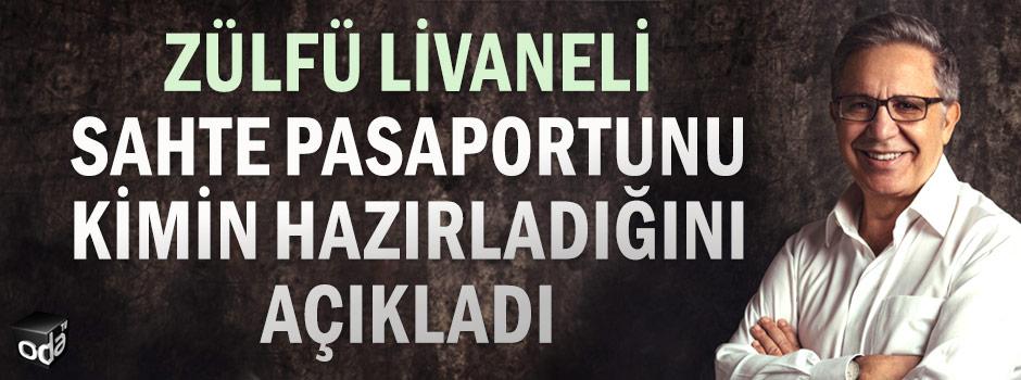 Zülfü Livaneli sahte pasaportunu kimin hazırladığını açıkladı