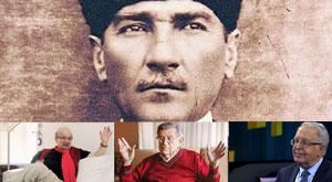 Şu anda herkes Mustafa Kemal'i mesih sayıyor