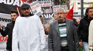 Kılıçdaroğlu yürüyüşünde olay çıktı