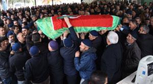 Türkiye'nin cenazesi kalkıyor
