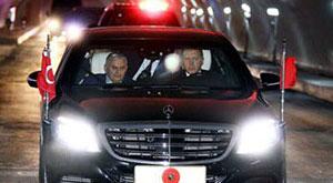 Tayyip Erdoğan tüneli mi geliyor