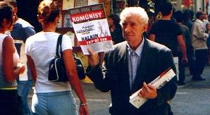 Sosyalist hareketin çınarı anılıyor