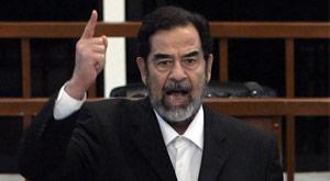 CIA ajanından Saddam Hüseyin itirafı