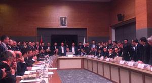 Anayasa Komisyonu'nda kavga