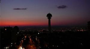 Ankara karanlığa gömülüyor