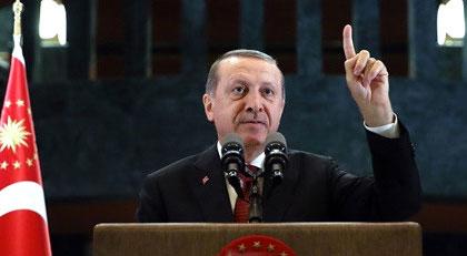 Erdoğan bugünkü sözlerinin ucunun kime dokunduğunu biliyor mu