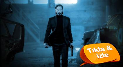 Keanu Reeves böyle John Wick oldu
