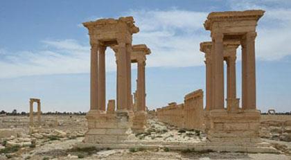 Palmira'dan iyi haber