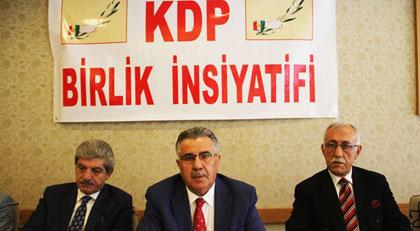 Barzani'nin partisi kararını verdi