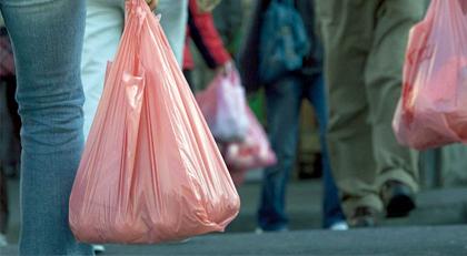 Marketlerde naylon poşet dönemi sona eriyor
