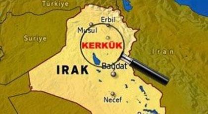 Kerkük'te Kürdistan referandumu