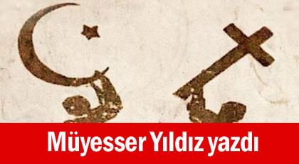 """""""Haçlı-Hilâl""""savaşında AKP kimin yanında yer alıyor"""