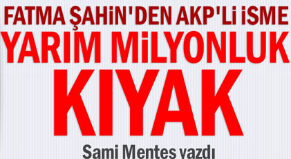 AKP'li Başkan'a kıyakta yeni gelişme