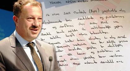 """Fethullah Gülen'den """"mühürsüz oy"""" kararının arkasındaki AKP'liye namaz takkesi"""