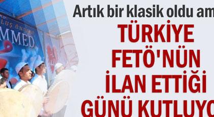 """Ve Türkiye artık """"Kutlu Doğum""""u tartışıyor"""