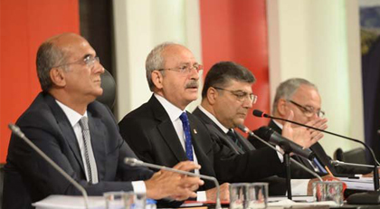 CHP Parti Meclisi toplantısında neler yaşandı