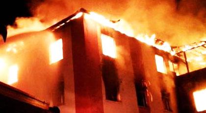 Süleymancıların yurdunda yanan çocukların ailelerinden tüyler ürperten açıklamalar