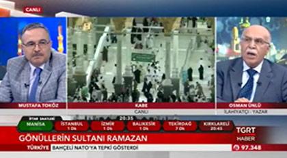 """İslamcı kanalda camilere """"kerhane"""" benzetmesi"""