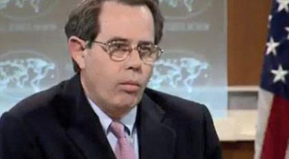 ABD'li Bakan yardımcısı o sorudan sonra dondu kaldı