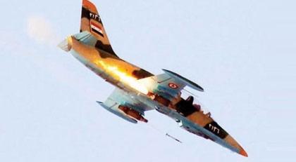 Esad PYD'yi vurdu