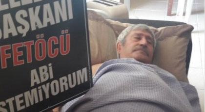 Kardeş Kılıçdaroğlu ölüm orucunda