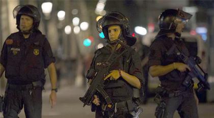 İspanya'da canlı bomba öldürüldü