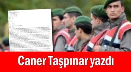"""Jandarma """"asker"""" değil mi"""