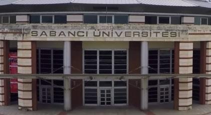Sabancı Üniversitesi yalan söylüyor