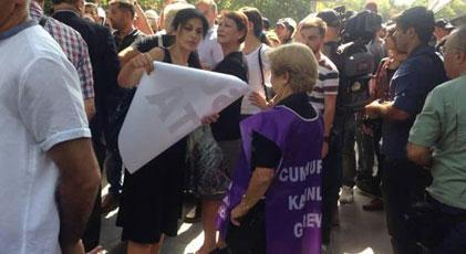 Cumhuriyet kadınlarından Milli Eğitim'e protesto
