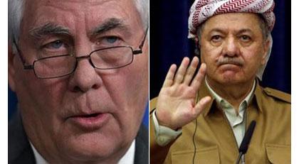 ABD Dışişleri Bakanı'nın Barzani'ye yazdığı mektup ortaya çıktı