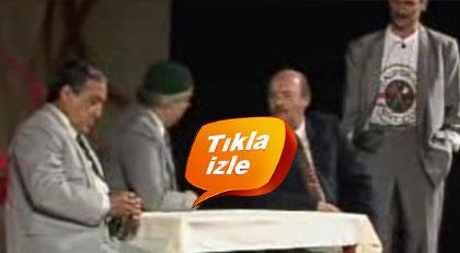 Türkiye gülmekten kırıp geçiren bu görüntüleri konuşuyor