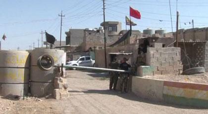 Türkmenlere saldırıda PKK iddiası