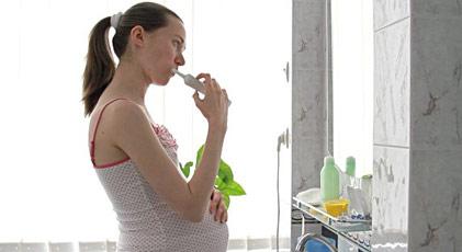 Hamilelikte dişlere dikkat
