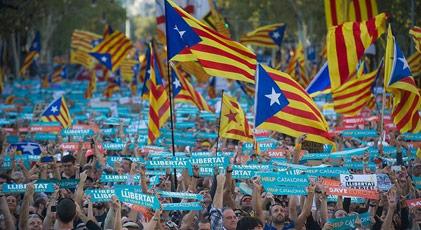 Katalonya'nın bağımsızlığını İsrail'e bağlayan çıkmadı