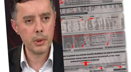 İşte Nazif Karaman'ın saklamaya çalıştığı FETÖ belgeleri