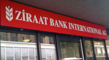 Almanya'daki Ziraat Bankası'na polis baskını