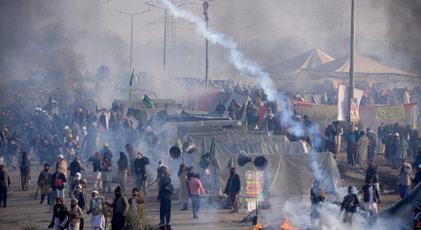 """Çatışmanın nedeni milletvekili yeminindeki """"Hz. Muhammed"""" değişikliği"""