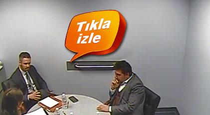 Halkbank yöneticisin tutuklanma görüntüleri ortaya çıktı