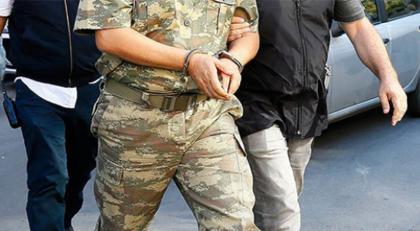 33 askere tutuklama