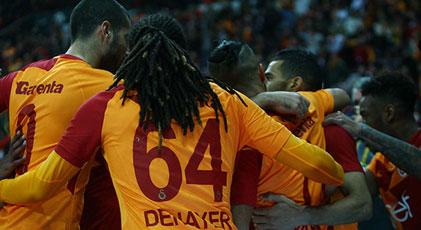 Gergin maçın kazananı Galatasaray