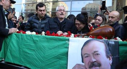 Ali Kızıltuğ'a son veda