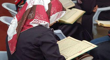 Kuran okuyan kadın sesi şehveti tahrik ederse...