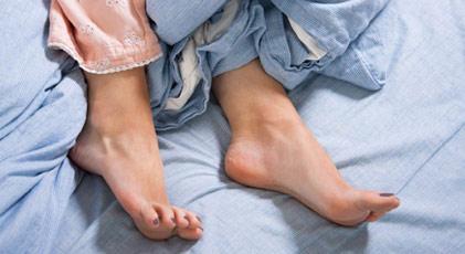 Uyku sırasında bacağı ağrıyanlar dikkat