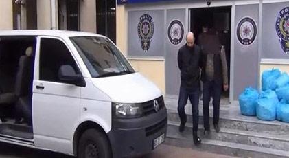 """IŞİD'in """"savcısı"""" tutuklandı"""