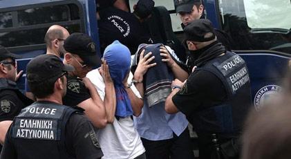 Yunanistan'da FETÖ Gözaltısı