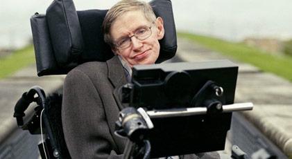 Hawking'den depresyon tavsiyeleri