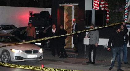 Gece kulübüne silahlı saldırı