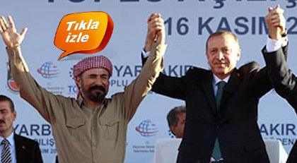 Erdoğan'ın dün kürsüye çıkardığı Şivan Perwer bugün ne söyledi