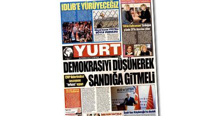 """""""Erdoğan yüzde 51'in üzerine çıkar"""""""
