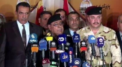 Kürt subaylar rahatsız